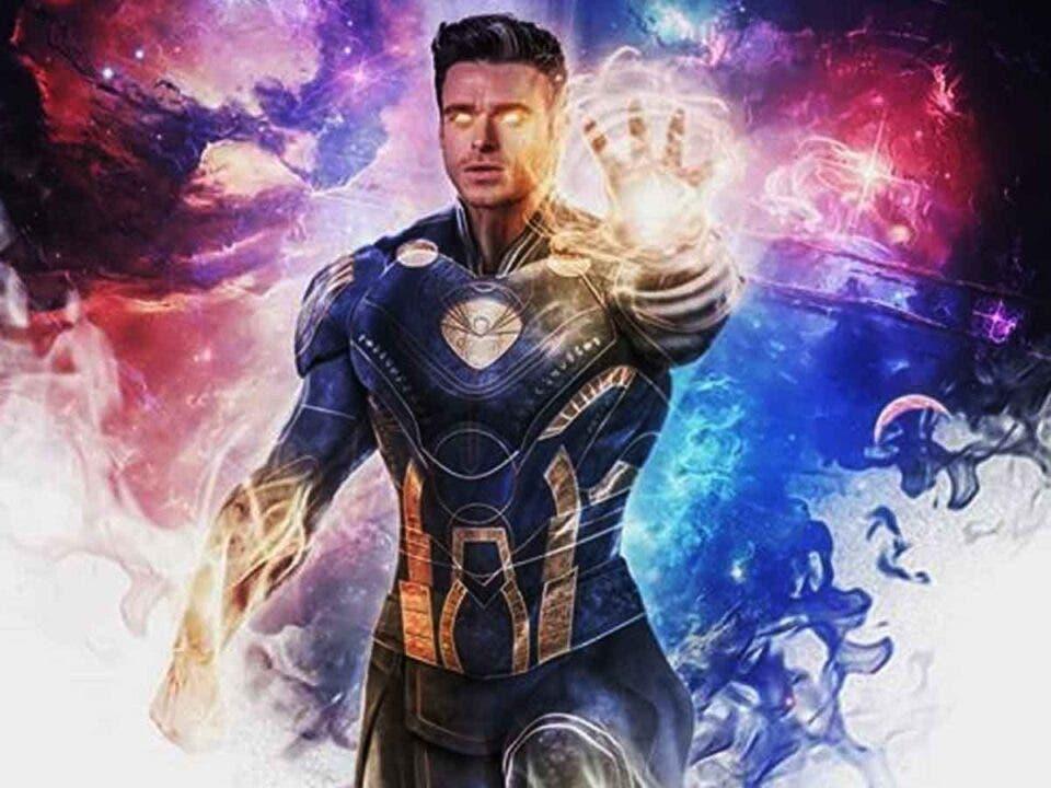 Filtran las figuras de acción de Marvel Legends de Los Eternos