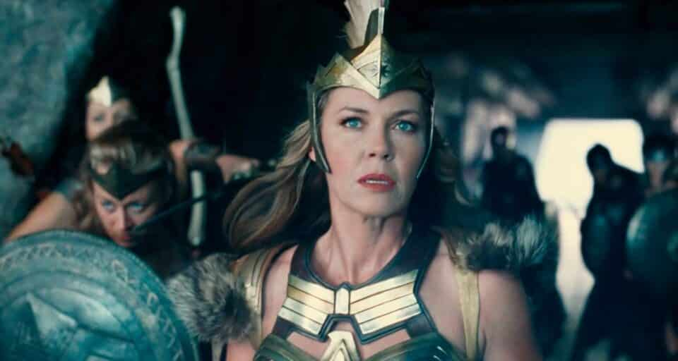 Hippolyta justice league