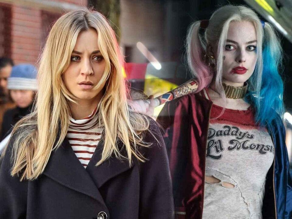 Kaley Cuoco explica la polémica con Margot Robbie por Harley Quinn