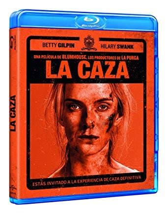 La Caza Blu-ray