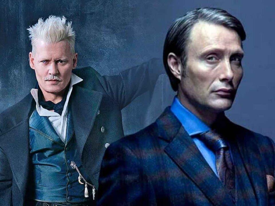 Mads Mikkelsen interpretará a un Grindelwald diferente al de Johnny Depp en Animales Fantásticos 3
