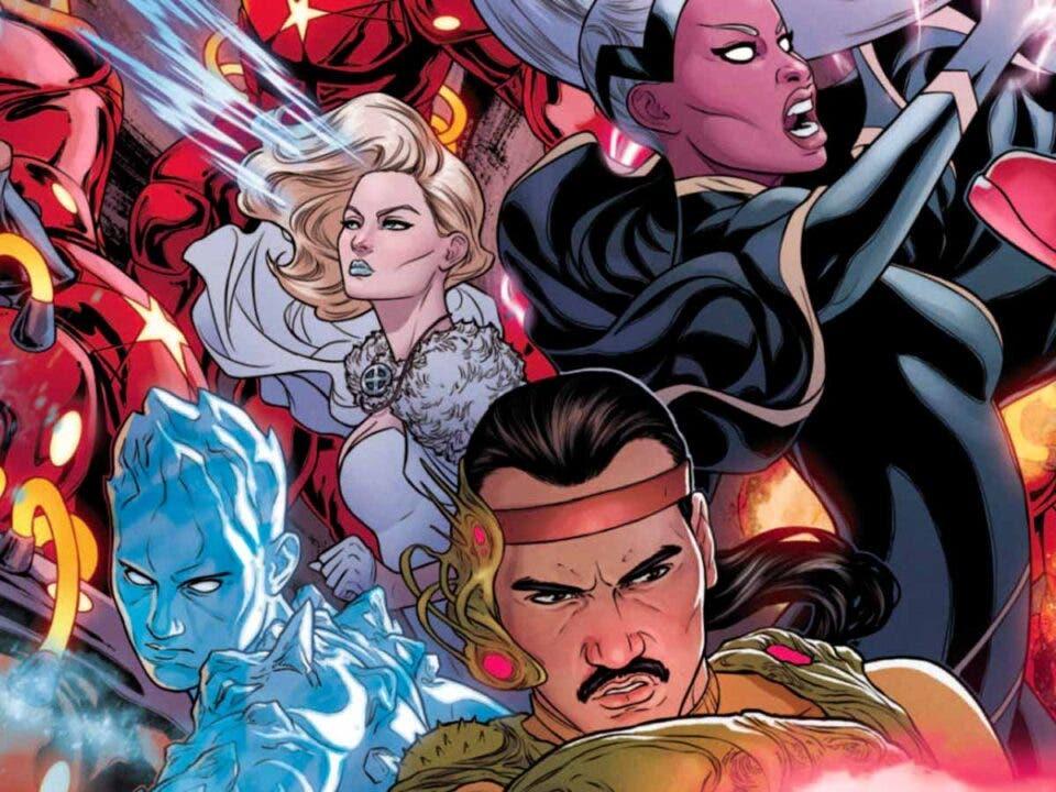 Reseña Marvel MERODEADORES Nº 7