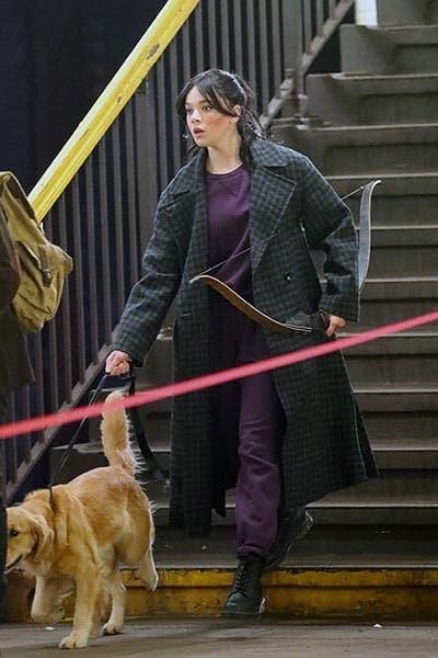 Ojo de Halcón empieza los rodajes y confirma a su Kate Bishop