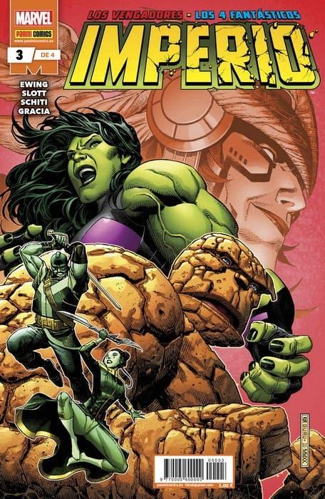 Marvel Imperio Nº 3