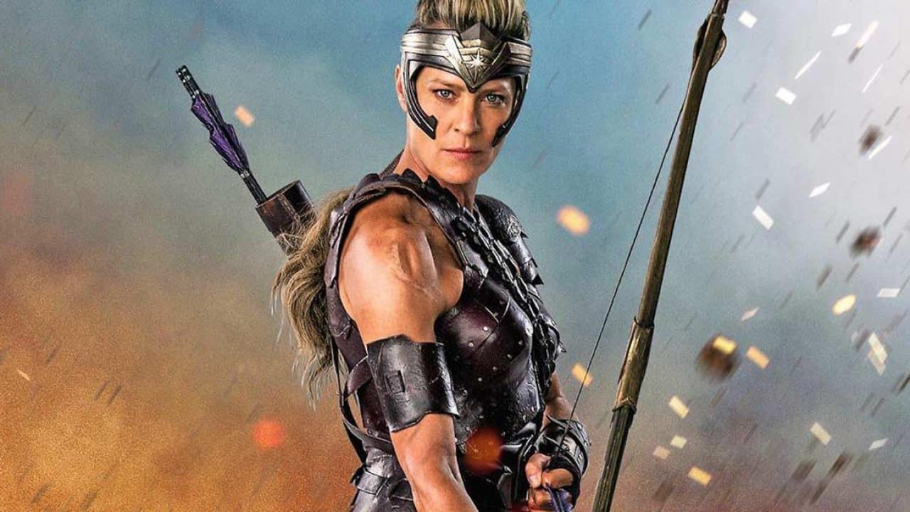 Robin Wright Antiope Wonder Woman