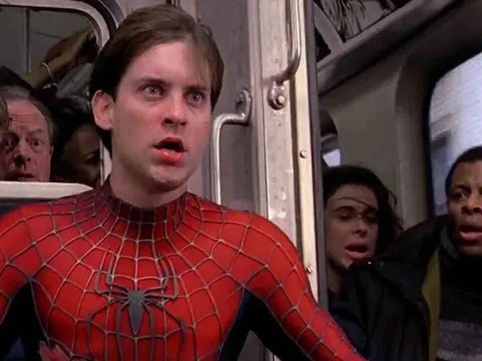 Spider-Man de Tobey Maguire 2007