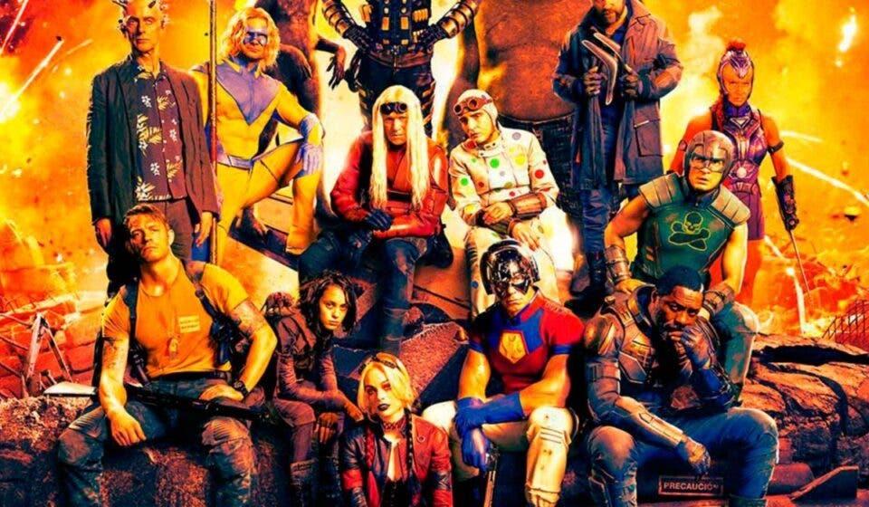 The Suicide Squad se encuentra montada y en postproducción