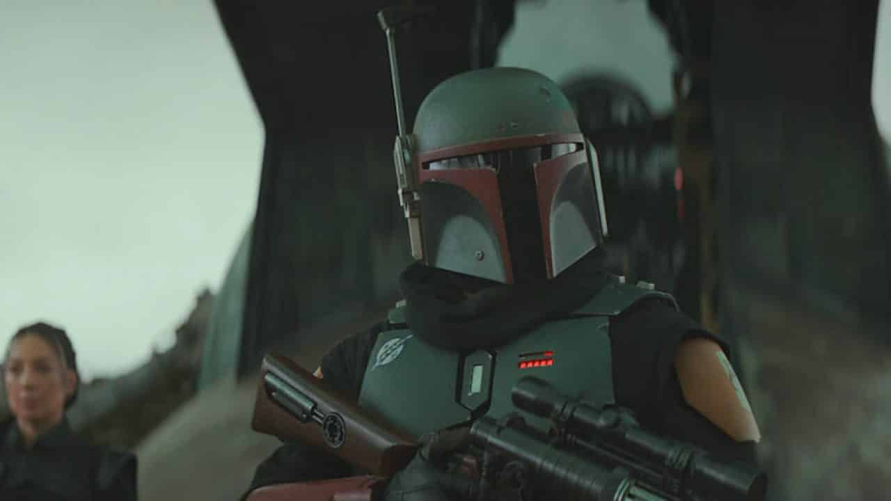 The Book of Boba Fett The Mandalorian