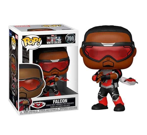 Funko Pop - The Falcon and the Winter Soldier