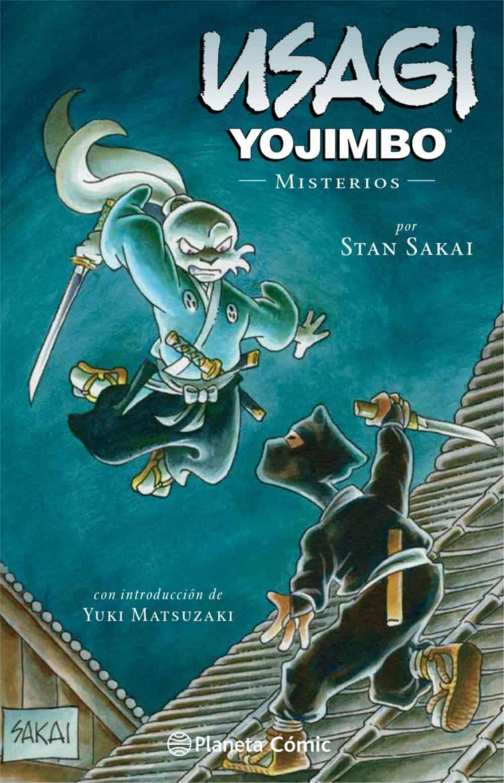 Usagi Yojimbo 32: Misterios