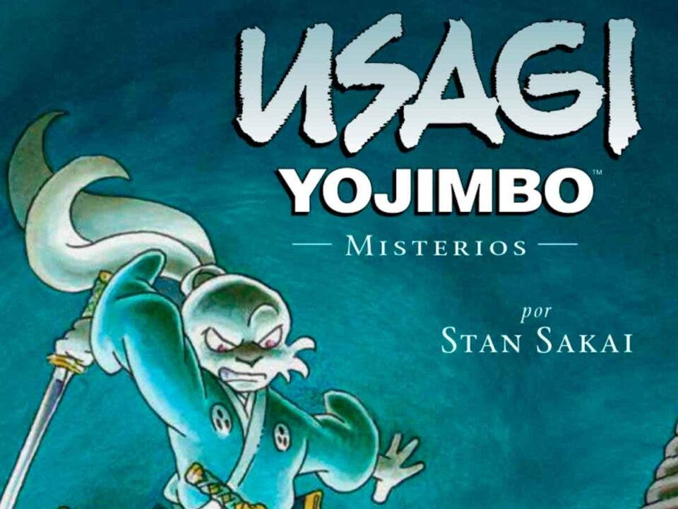 Usagi Yojimbo. Misterios.