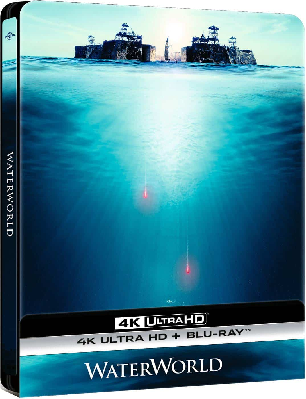 Waterworld (4K UHD + BD) (Ed. Especial Metal) [Blu-ray]