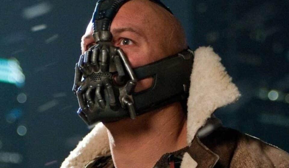 Christopher Nolan defiende el Bane de Tom Hardy