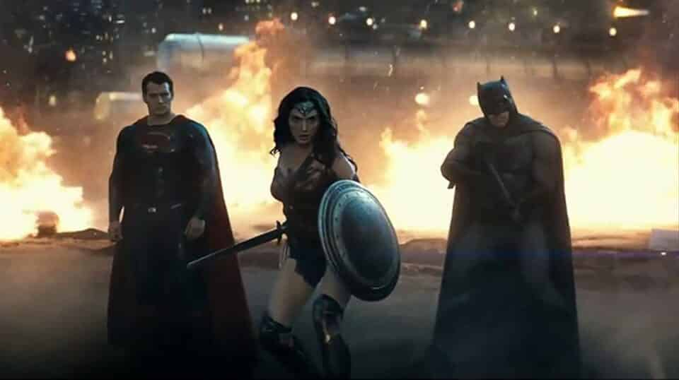 La conexión de Wonder Woman 1984 con Batman v Superman