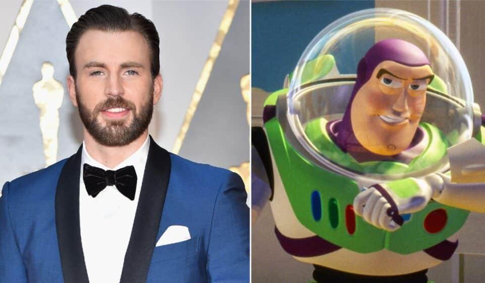 Buzz Lightyear tendrá una película con la voz de Chris Evans