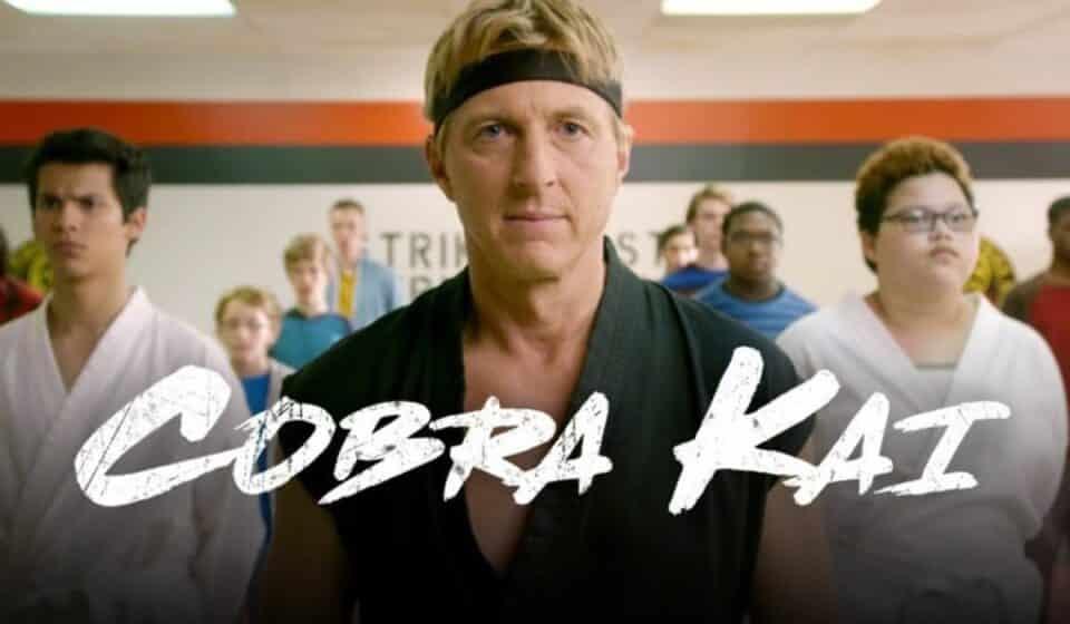 Cobra Kai lanzó el trailer de su tercera temporada