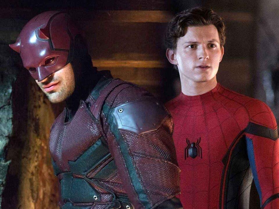 Así será la relación entre Daredevil y Peter Parker en Spider-Man 3