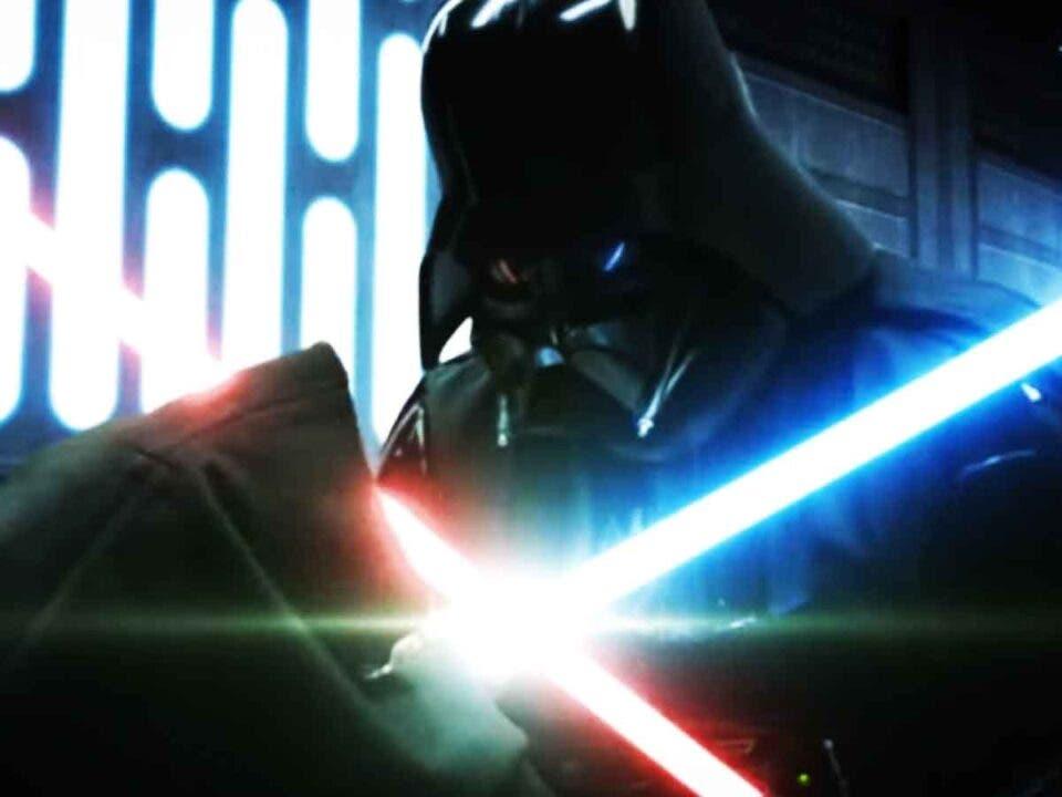 Darth Vader se enfrentará a Obi-Wan Kenobi en la serie de Star Wars
