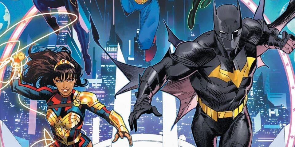 DC Comics revela un nuevo y sorprendente Batman
