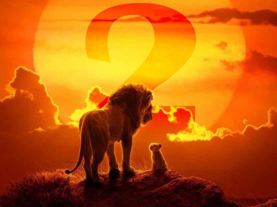 El Rey León 2 será una precuela