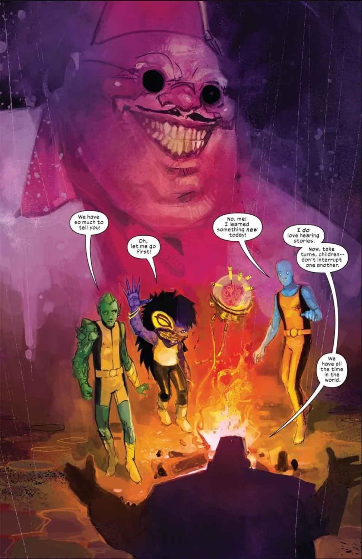 Marvel recupera uno de los villanos más poderosos de los X-Men