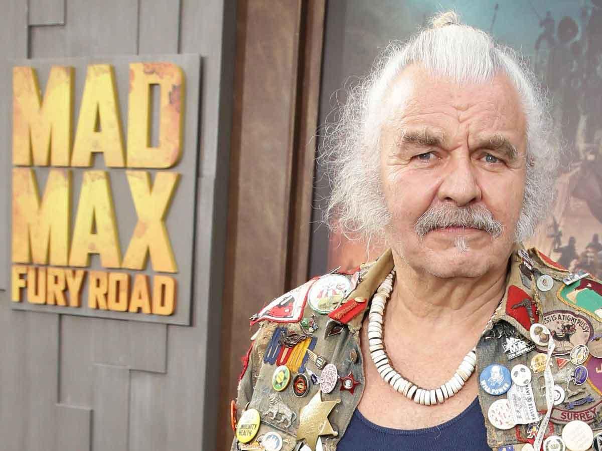 Fallece Hugh Keays-Byrne, actor que interpretó al villano de Mad Max: Furia en la carretera