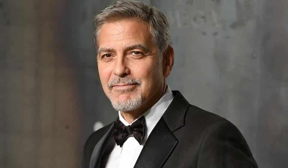 George Clooney fue hospitalizado tras perder 13kg para Netflix