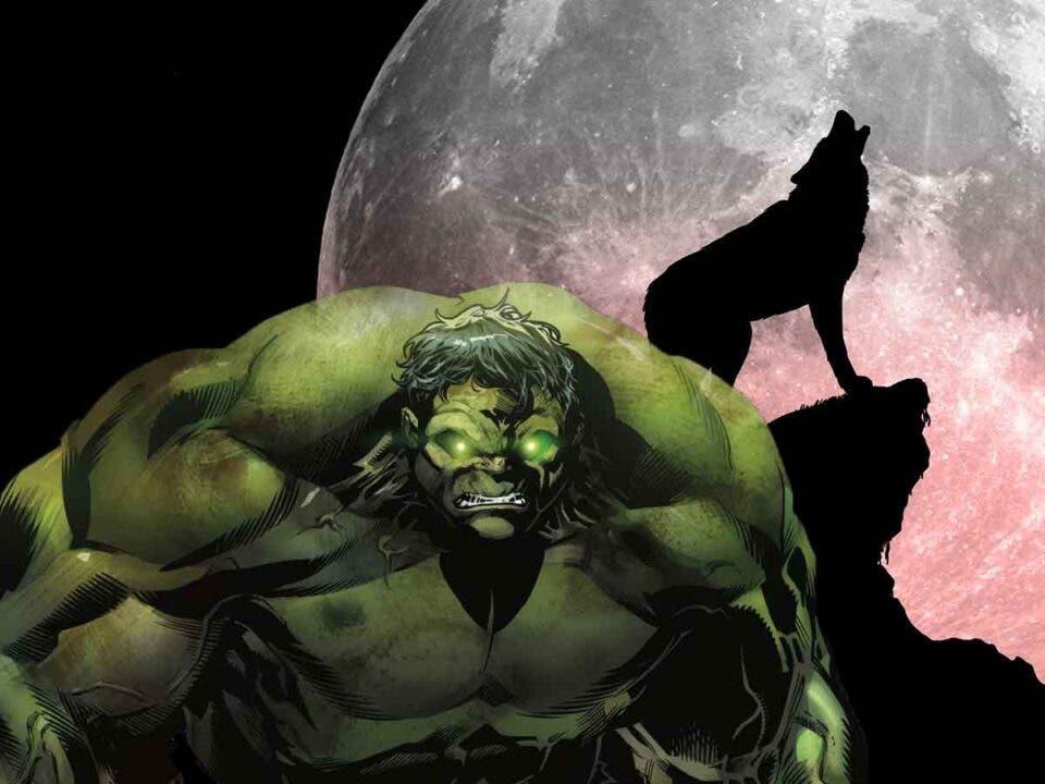 Hulk tiene mucho en común con los hombres lobo