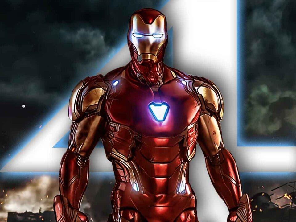 La historia perfecta para Iron Man 4 será una serie de Disney +