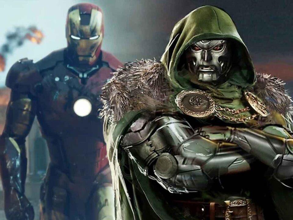 Un Iron Man alternativo podría luchar contra el Doctor Doom en las películas de Marvel
