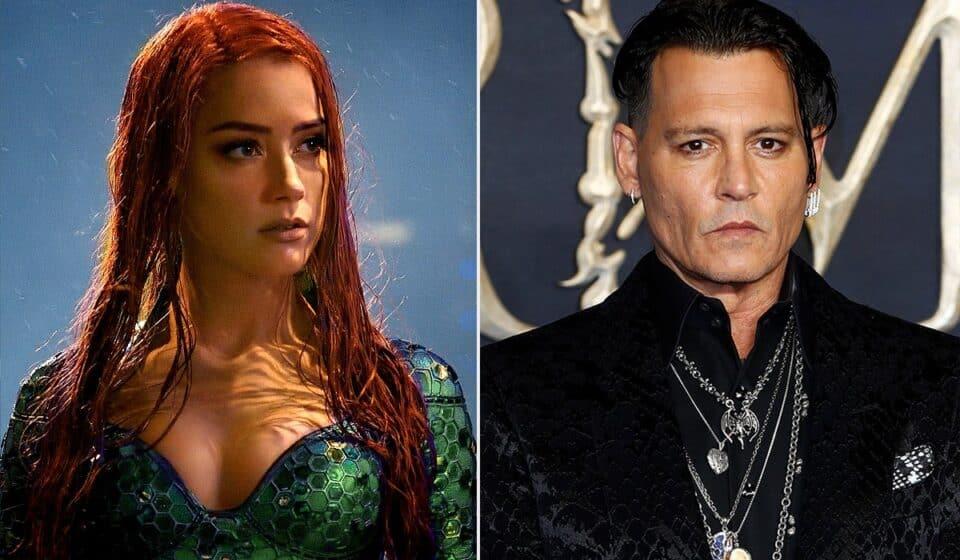Johnny Depp intentó que echaran a Amber Heard de Aquaman
