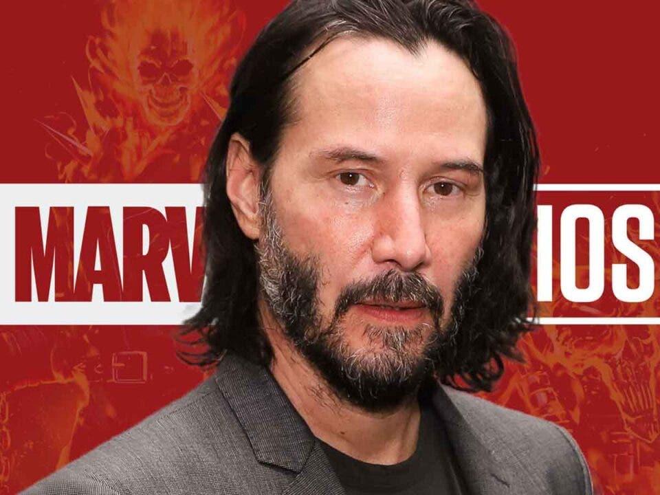 Keanu Reeves podría interpretar a un gran personaje de Marvel Studios