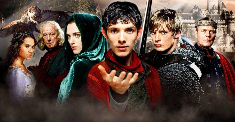 las aventuras de merlin Las mejores series de Fantasía que encontrarás en Netflix