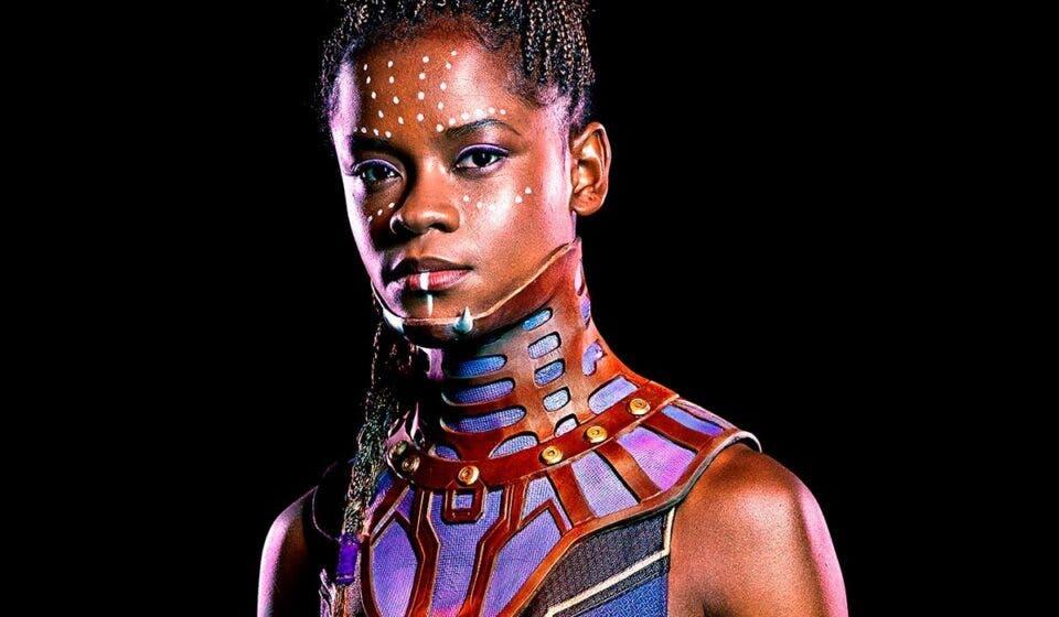 Marvel Studios se enfureció con Letitia Wright