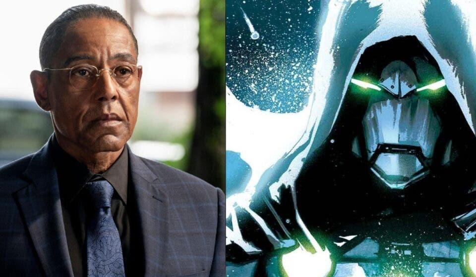 Los Cuatro Fantásticos: ¿Giancarlo Esposito será Doctor Doom?