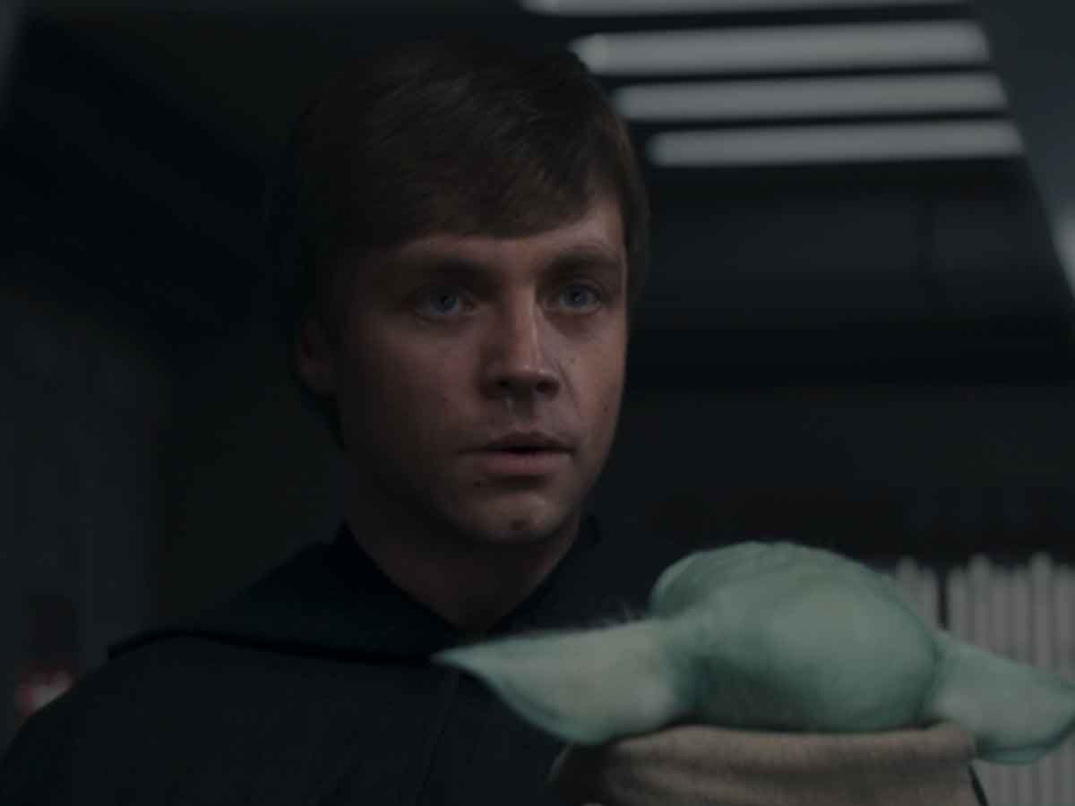 Luke Skywalker Star Wars El Mandaloriano