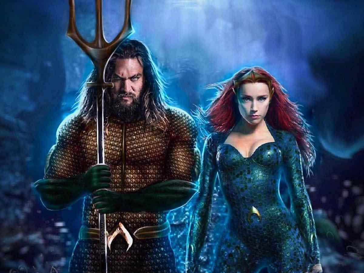 Mera le quitará protagonismo a Aquaman en Liga de la Justicia