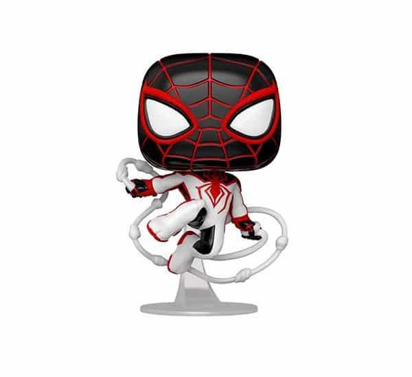 Spider-Man Miles Morales - Track Suit