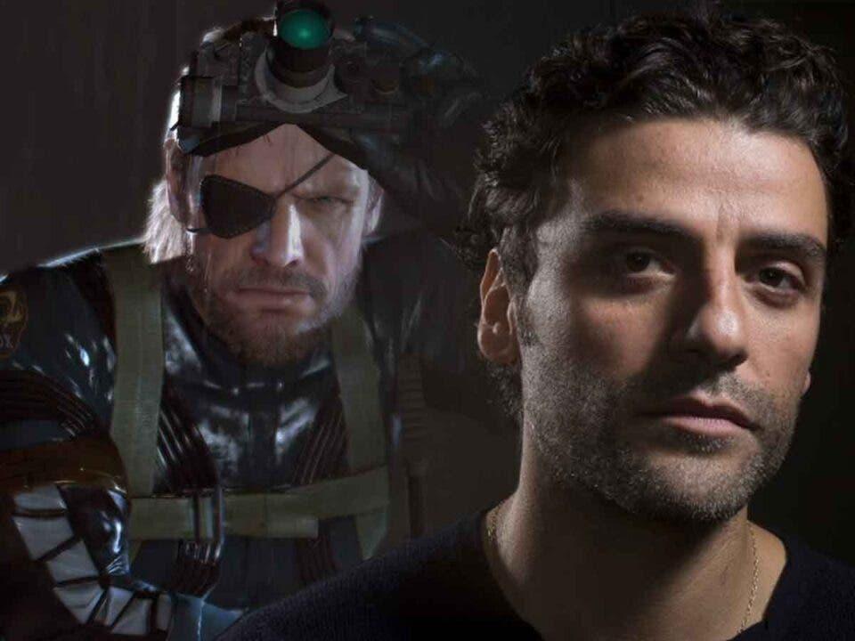 Oscar Isaac interpretará a Snake en la película de Metal Gear Solid