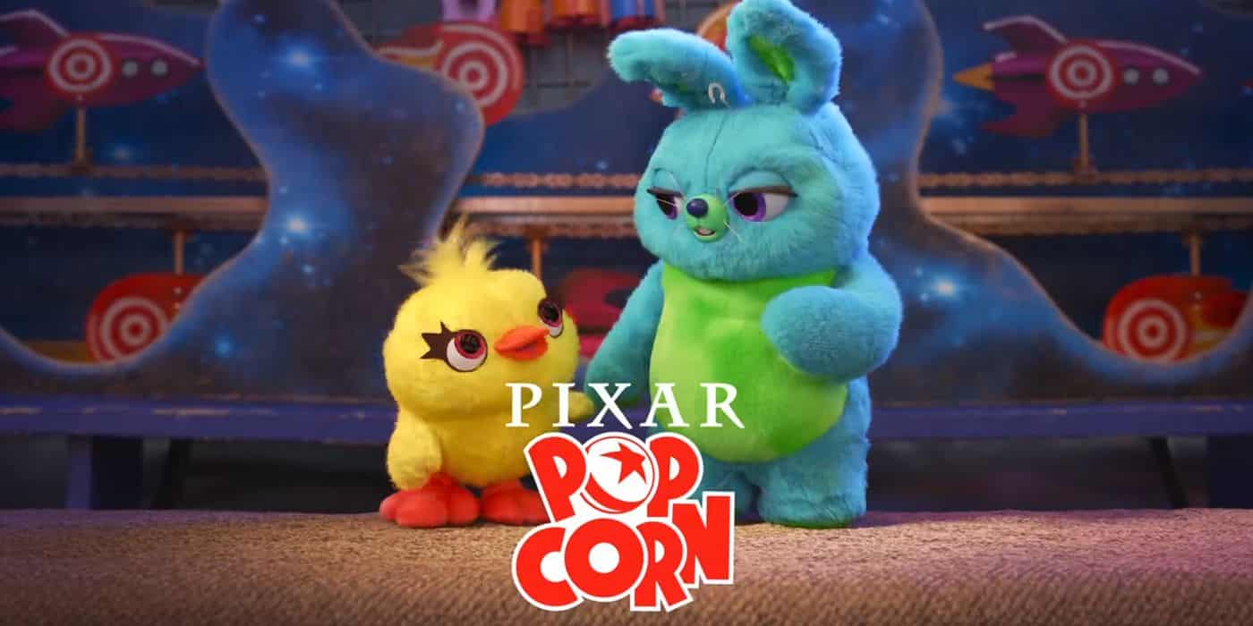 pixar pop corn