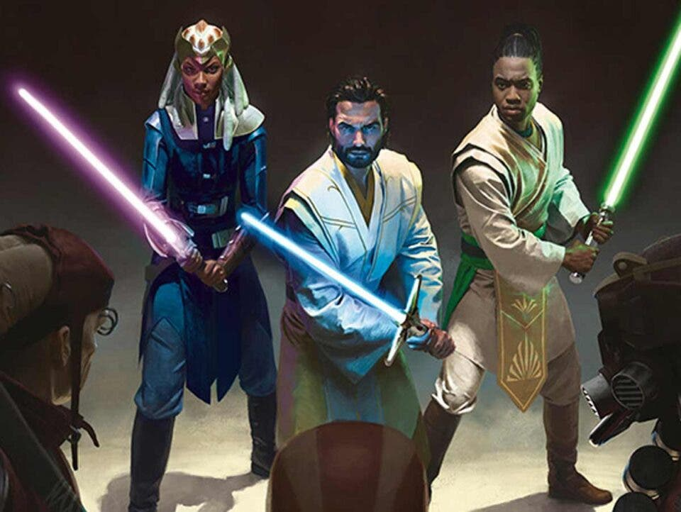 STAR WARS: THE HIGH REPUBLIC: THE RISING STORM 2021