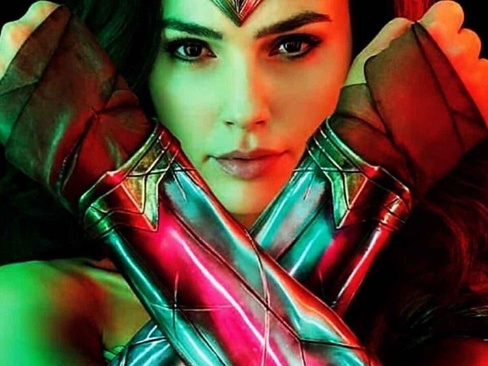 Primeras críticas a Wonder Woman 1984