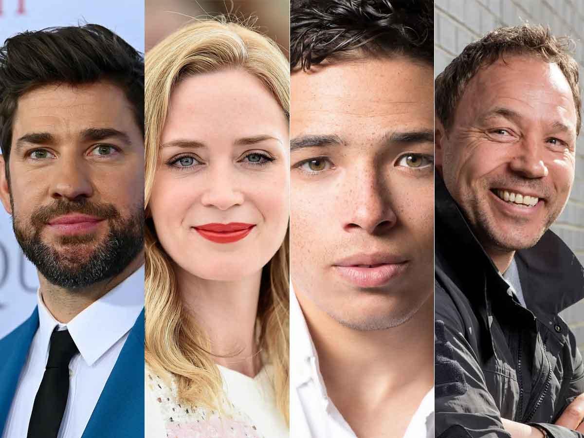 Todo el mundo quiere a John Krasinski y Emily Blunt en Los Cuatro Fantásticos