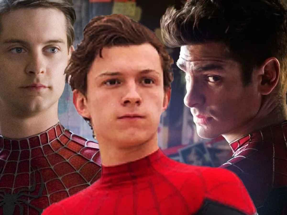 La opinión de Tom Holland sobre compartir Spider-Man con Andrew Garfield y Tobey Maguire