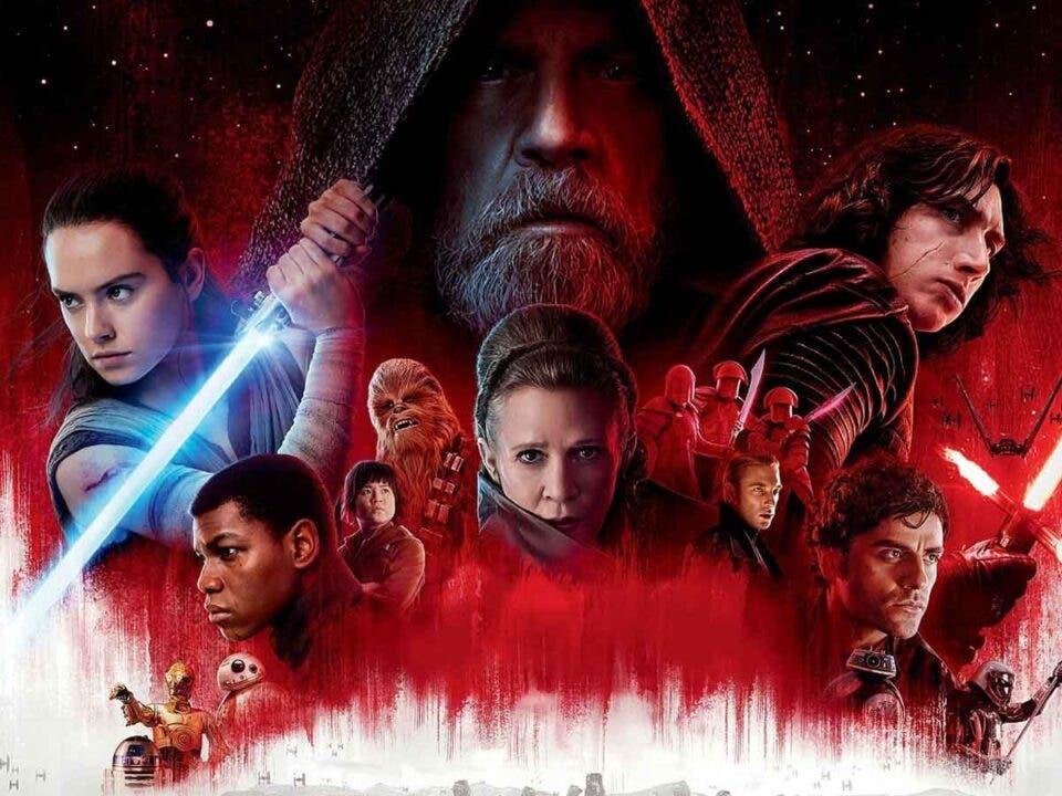Mítico escritor de Star Wars critica duramente a Los últimos Jedi (2017)