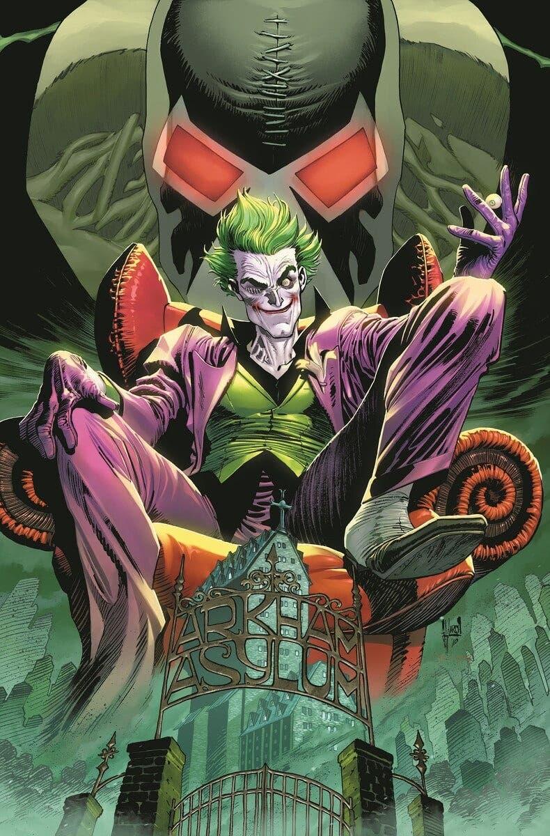 the Joker Nº01