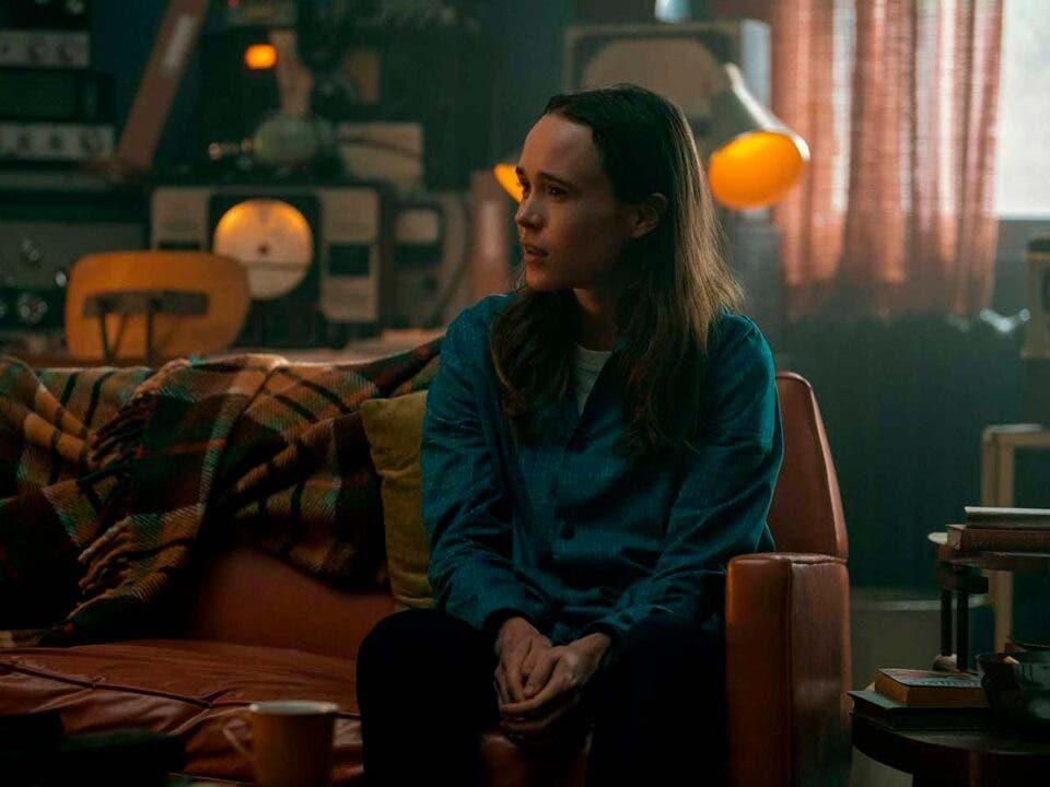 Umbrella Academy: Ellen Page ahora es Elliot Page