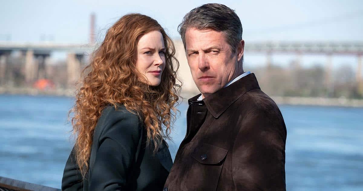 the undoing serie de HBO protagonizada por Hugh Grant y Nicole Kidman