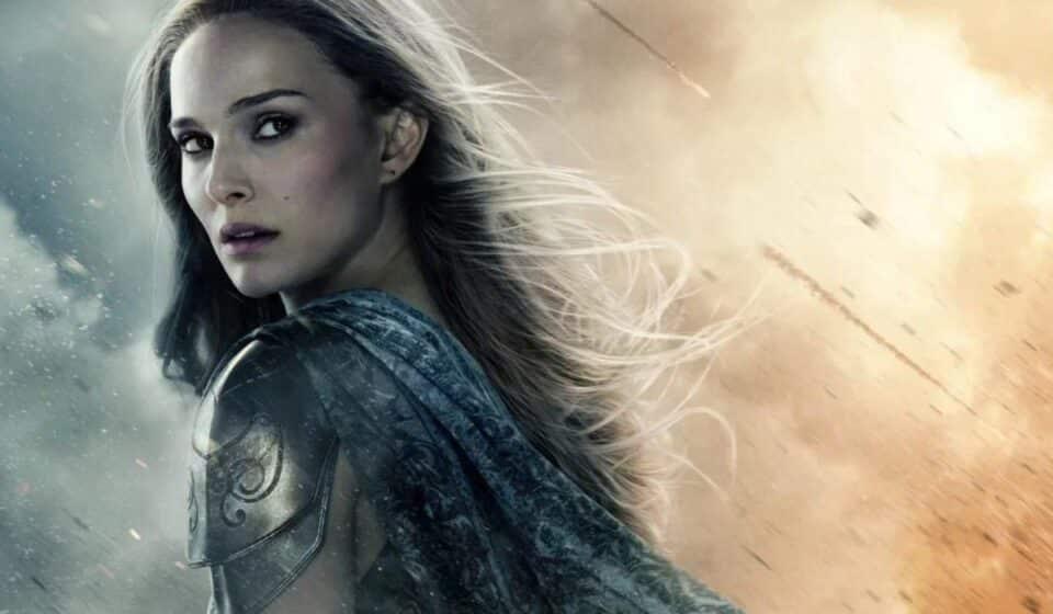 La presión que siente Natalie Portman en Thor: Love and Thunder