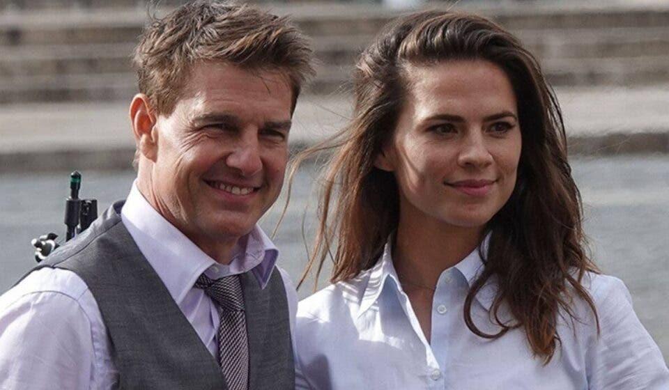 ¿Quién es Hayley Atwell, la nueva novia de Tom Cruise?
